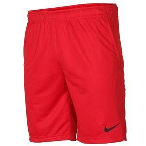 Nike Dri-Fit Shorts Red/Black Mens Size S-Tall